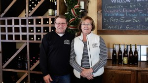 Louie Tina Donnel Willow Ridge Winery Owners